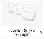 つめ物・被せ物(審美歯科)