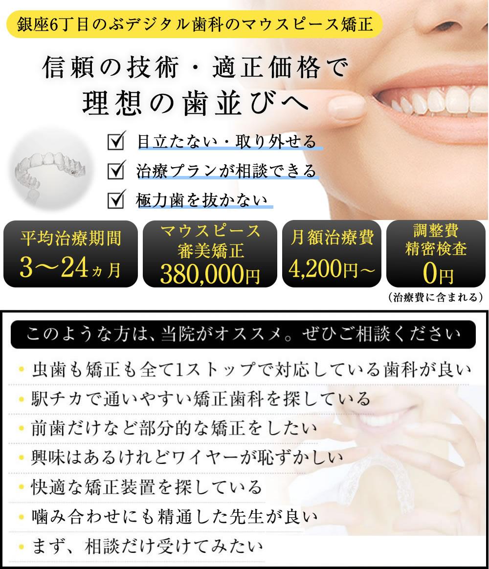 大人矯正歯科