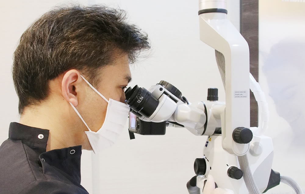 マイクロペリオ治療対応