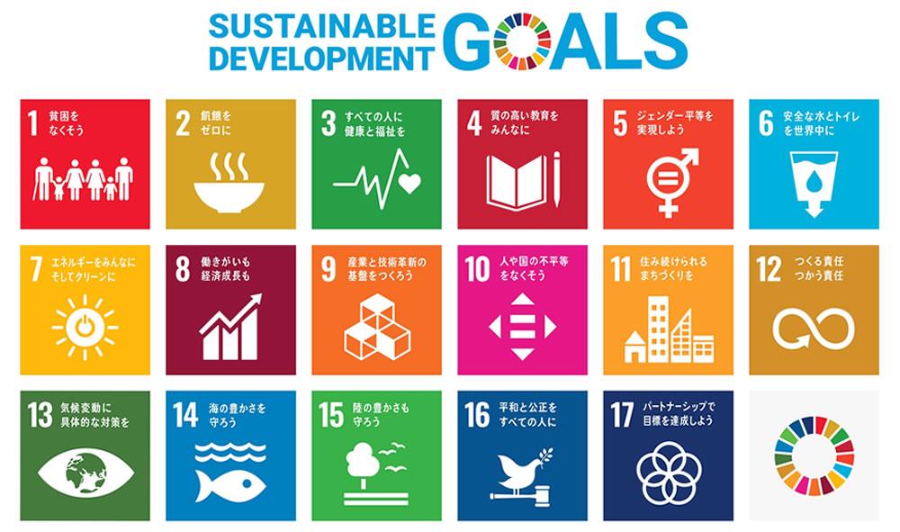 持続可能な開発目標SDGs